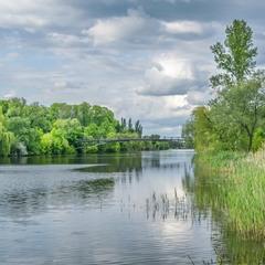 Зачарована ріка...