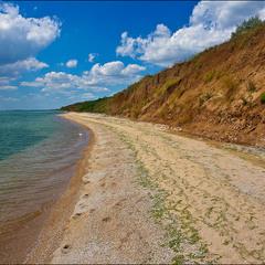 Дикие берега Азова