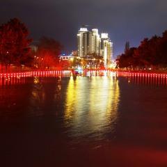 Огни Ночного Парка