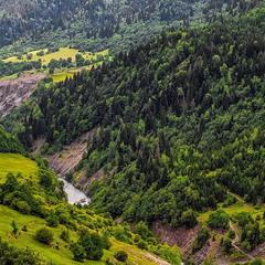 В долине реки