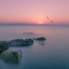Закаты на Косе