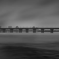 Мост Патона. Киев