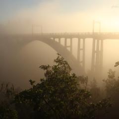 мост в Бехине