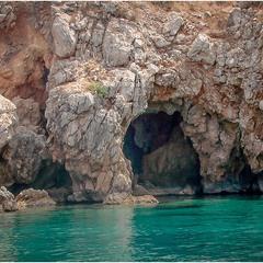 Средиземноморское побережье.