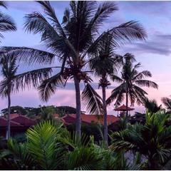 Вечер на острове Бали...