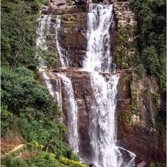 Горная Шри-Ланка.