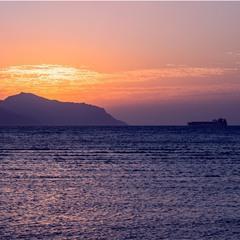 Навстречу рассвету... Красное море.