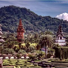 Тайский ландшафт...