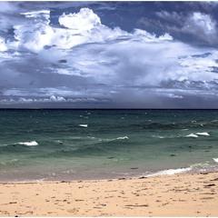 Просторы океана...