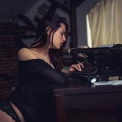 Писатель любовных романов