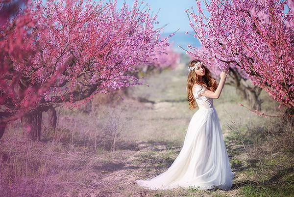 персиковый сад, бал в саду, Севастополь, 2021