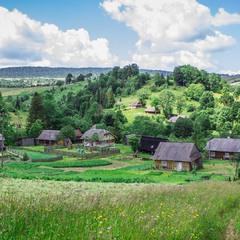 Mountain village | Carpathians