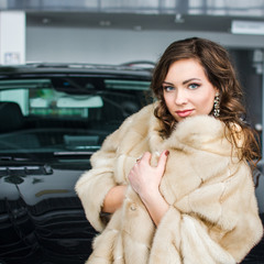 Auto-Lady | Olga