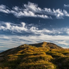 Попід хмарами. Чорногірський Хребет
