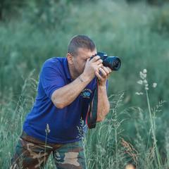 Коли син,майбутній репортажний фотограф
