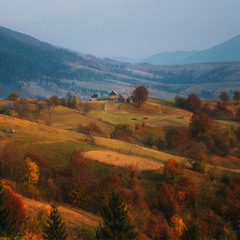Осінь на Синеврському...