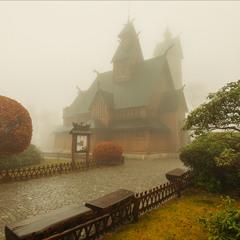 храм Ванг