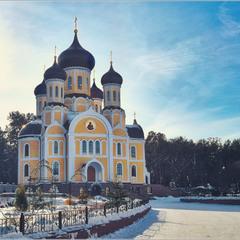 Свято-Анастасіївський монастир.Житомир