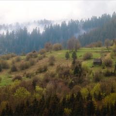 Синевирські тумани