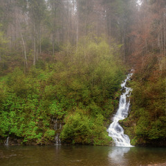 Карпатські водоспади