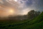Утро в тумане...