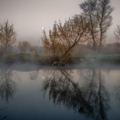 Предрассветная тишина