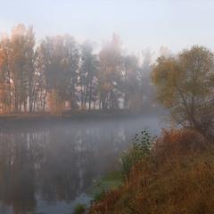 Дыхание октябрьского утра