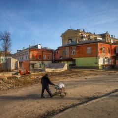 Харьков. Обратная сторона...