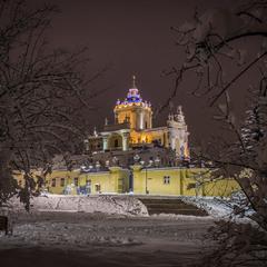 Собор Св. Юра. Зима 2018