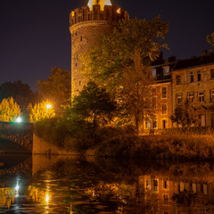 Прогулки по ночному Бранденбургу.