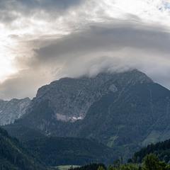 Альпийские зарисовки.