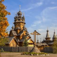Скит Всех Святых Свято-Успенской Святогорской Лавры