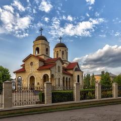 Свято-Троицкий храм Бердянск