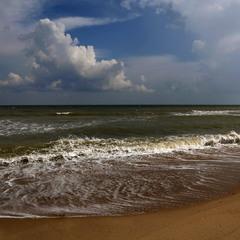 Мое теплое и ласковое море