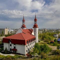 Костел Рождества Пресвятой Девы Марии Бердянск