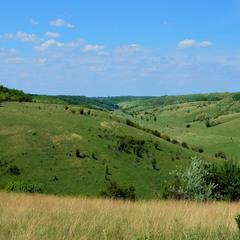 Балки українського степу