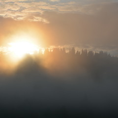 Крізь хмари й туман
