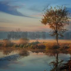 Утро осени чудесной ...