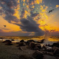 ☀ Рибалки Азова