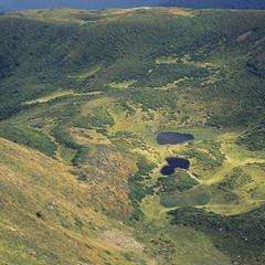 Озеро Ивор ( Карпаты )