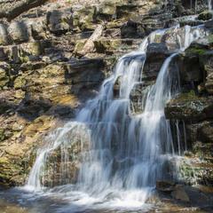 Водопад Софиевский