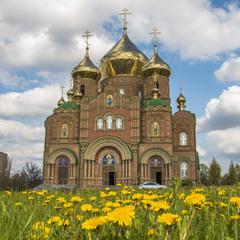 Свято-Владимирский собор.