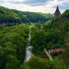 Старовинний Кам'янець-Подільський