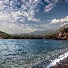 Южная гавань Фазелиса