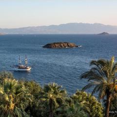 Уголок Эгейского моря