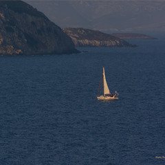 Кораблик або ранкова прогулянка