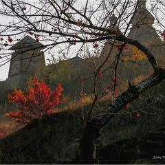 Осінь на Хортиці