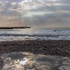 Відтінки осіннього моря