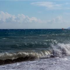 Нептун серчает...
