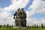 Берестечко. Пам'ятник козакам-героям...